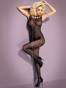 Bodystocking - G306 black