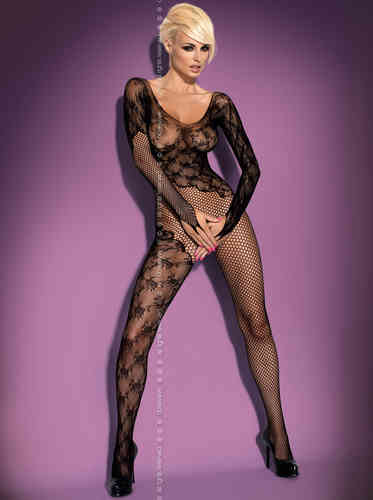 Bodystocking - F210 black