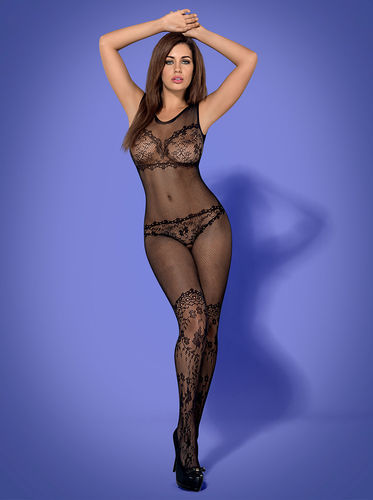Bodystocking - F215 schwarz