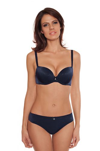 Lisca Gel Push up BH - Lorella blau