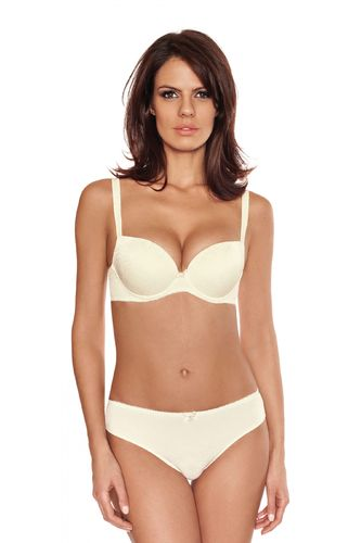 Lisca Gel Push up BH - Lorella champagner