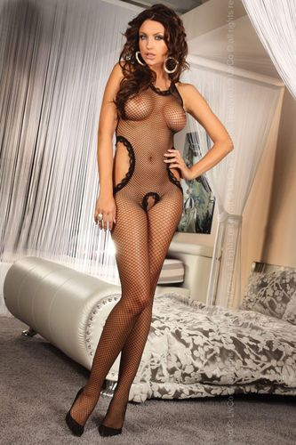 Bodystocking Ivette black