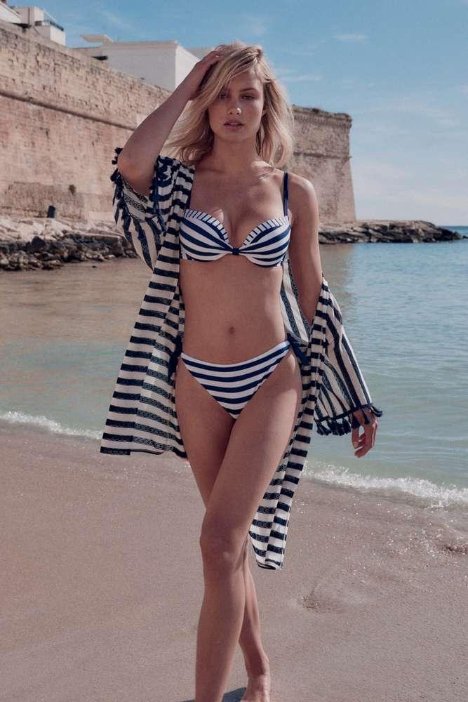 neue Liste Abstand wählen Vielzahl von Designs und Farben Push up Bikini - Oberteil Havana